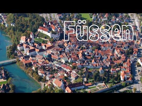 Германия: Фюссен (Füssen)