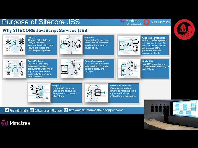 Sitecore JSS in Action