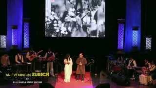 AAJA SANAM MADHUR CHANDNI BY FEROZA SIMEON & ROY ALEXANDER IN 'AN EVENING IN ZURICH' CONCERT.
