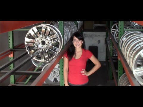 Factory Original Lincoln LT Rims & OEM Lincoln LT Wheels LT – OriginalWheel.com