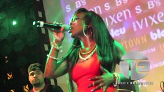 "R&B Diva Meelah Performs ""Steelo"" while Monifah & LaTavia Dance"