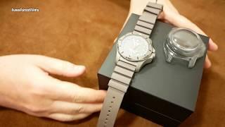 Taucheruhr Victorinox I.N.O.X. Professional Diver Titanium (241810) Clock Watch