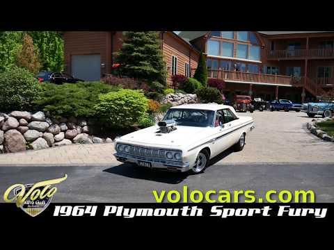 Video of '64 Fury - N8BZ