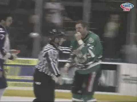Matt Carkner vs. Brent Henley