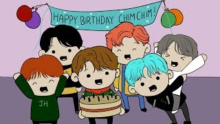 BTS Animation - The Surprise Party!