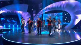 Boy Zone Performing Love Is A Hurricane  2010 On Stephen Gately Tribute ITV