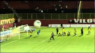 Vitória 1x0 Colo Colo