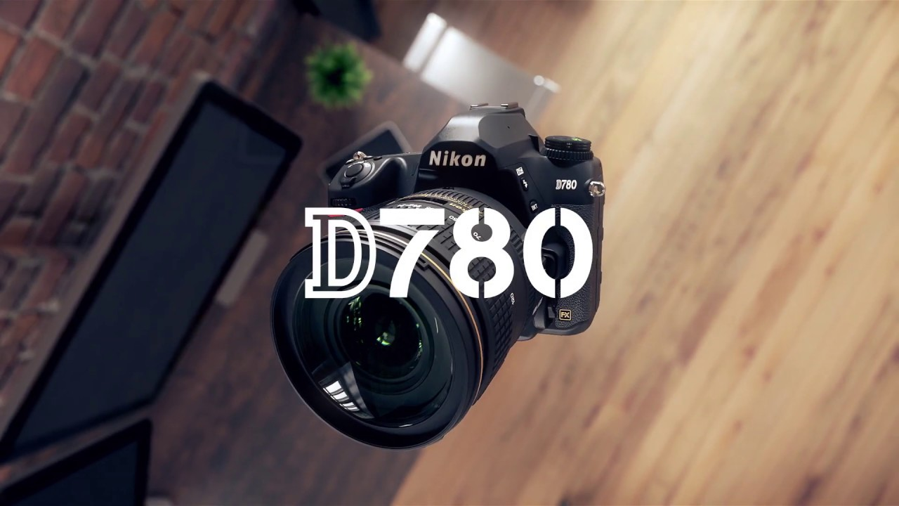 גוף מצלמה Nikon D780