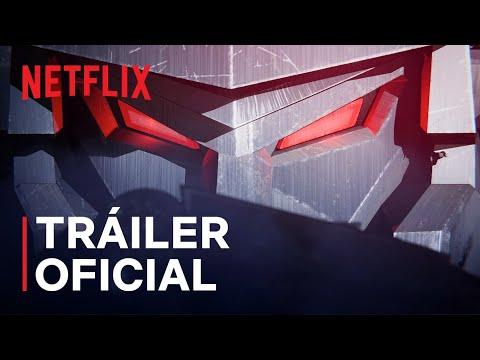Trailer Transformers: La guerra por Cybertron - Asedio