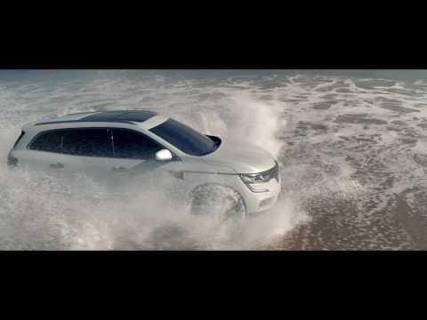 Renault  Koleos Паркетник класса J - рекламное видео 4