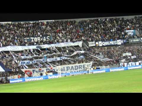 """""""QUILMES SE QUEDA EN PRIMERA!! """"Quilmes de mi vida"""" QAC 0 - GCAT 0"""" Barra: Indios Kilmes • Club: Quilmes"""