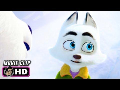 ARCTIC DOGS Clip - Lost My Pound  (2019) Jeremy Renner