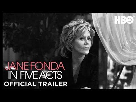 Jane Fonda in Five Acts (Trailer)