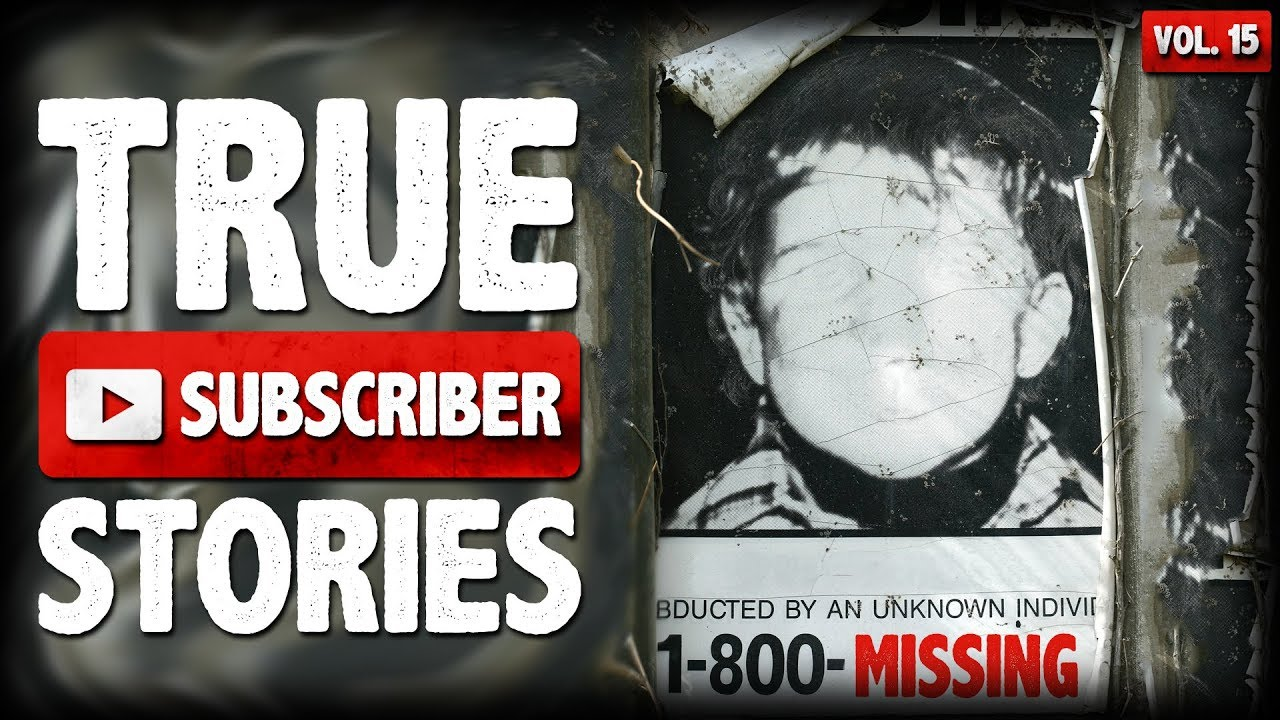 We Found A Missing Person | 10 True Creepy Subscriber Submission