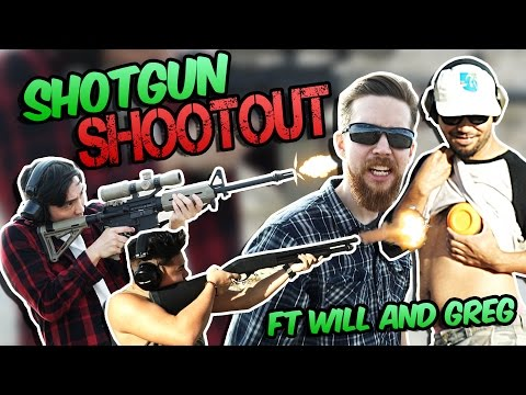 RHPC VS DMI | SHOTGUN SHOOTOUT