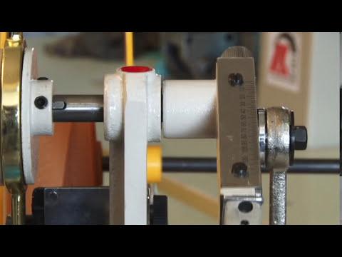Non Woven bag Handle Cutting Machine