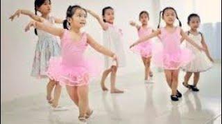 Bé học múa qua tivi hay nhất - thiếu nhi - trẻ em