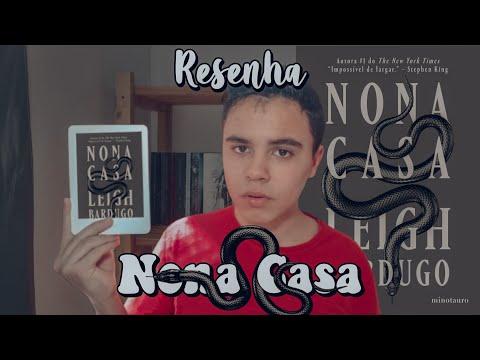 Resenha - Nona Casa (Leigh Bardugo)