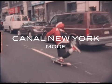 preview image for Canal New York: Mode