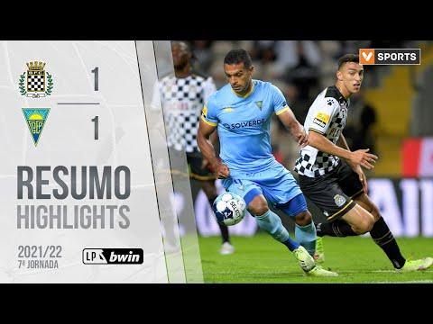 Highlights trận đấu giữa Boavista và Estoril