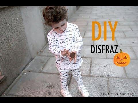 DIY El disfraz casero más fácil del mundo (sin costuras)