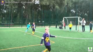Дети Футбола - Адмирал. Первый Тайм.