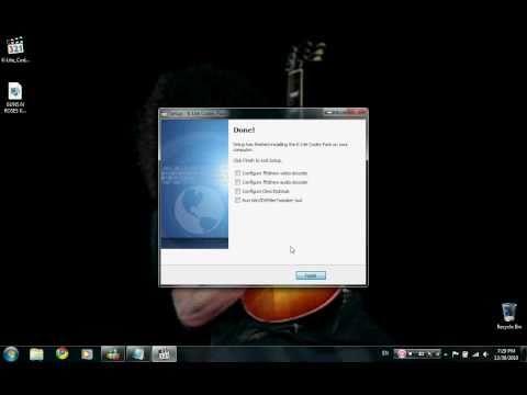 Video How to fix Windows Media Player error (Windows Media Player cannot play the file)