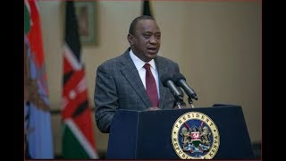 REVISITING THE JUDICIARY: President Uhuru unloaded on the Judiciary