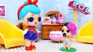 Куклы ЛОЛ Сюрприз   сборник #12 смешные мультики для детей   lol surprise dolls