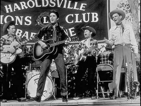 Blueberry Hill - Elvis Presley