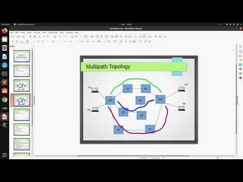 Multipath - ECMP, UnEqual Cost MultiPath