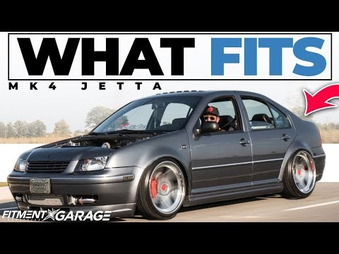 Volkswagen MK4 Jetta | What Wheels Fit
