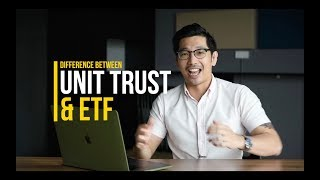 HOW TO INVEST IN ETF AND UNIT TRUST? | UNIT TRUST vs ETF