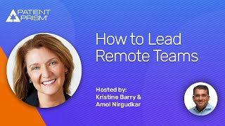 Dentists: How to Lead a Remote Team