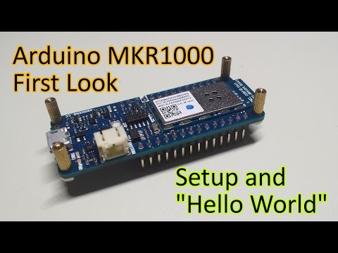 Install and Setup Arduino MKR GSM 1400 and WAN 1300 In Arduino IDE