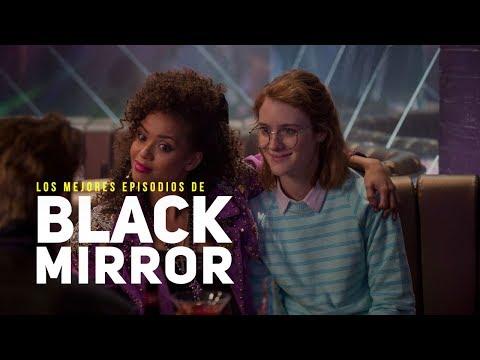 Los mejores episodios de BLACK MIRROR: San Junipero, Hang the DJ,  National Anthem (Temporadas 1-4)