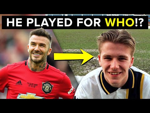 10 players you DIDN'T KNOW played for these clubs!