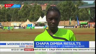 Chapa Dimba na Safaricom, Nyanza regional finals takes place in Kisii county