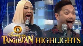 Tawag ng Tanghalan: Vice Ganda makes funny face with Jhong