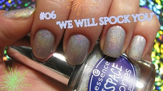 Essence Neu Sortimentsupdate #06 'we will spock you' First Impression - Einfach Perfekt, Unperfekt