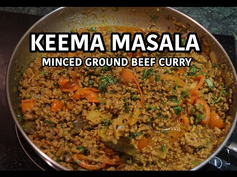 Video ???????? Keema Masala Recipe - Indian Ground Beef Curry