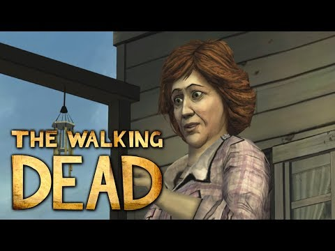 The Walking Dead - Přepadeni bandity!| #6 | České titulky | 1080p