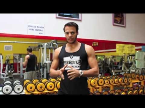 Le bodybuilding et lalimentation supplémentaire