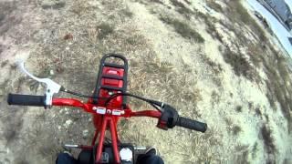 Coleman CT200U Minibike