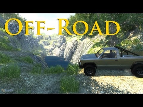 MUD BOGGING On BeamNG DRIVE - PC Offroad Gameplay Video (1080p)