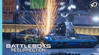 Monsoon Gets Stormed | BattleBots: Resurrection