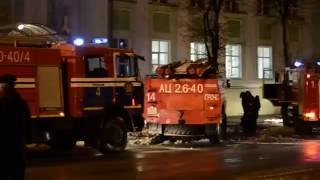 Происшествие в библиотеке  Полоцк 01.12.2016