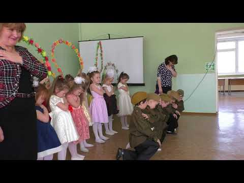 Встреча волонтеров отряда «Солнышко в ладошках» с узниками концлагерей, г.Межгорье, 2018 год