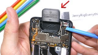 Asus Zenfone 6 ZS630KL Flip Camera Teardown - How does it work?