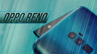Oppo Reno 10x zoom Hands-on: Shark Fin Selfie Shooter!